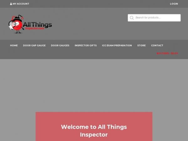 allthingsinspector.com