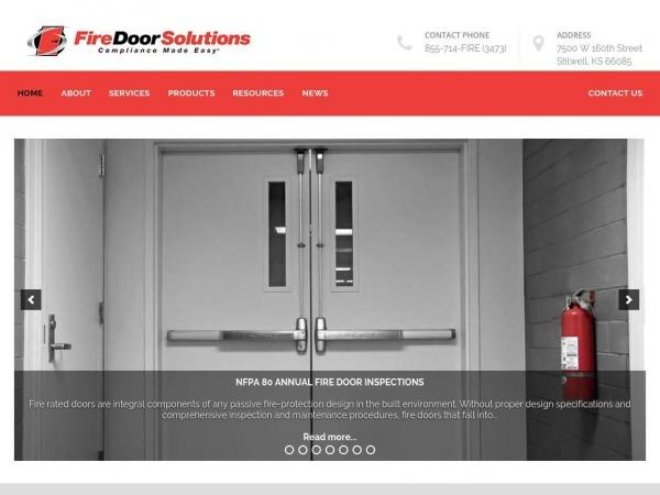 firedoorsolutions.com