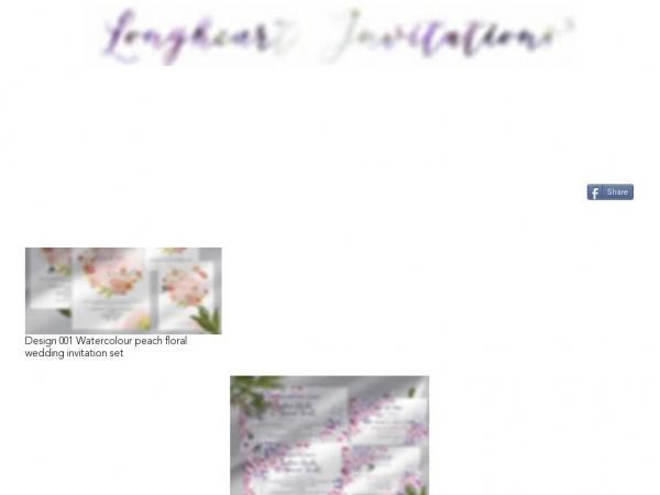 longheartinvitations.co.uk