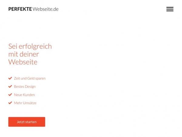 perfekte-webseite.de