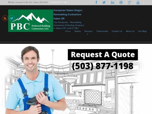 preferredbuildingcontractors.com