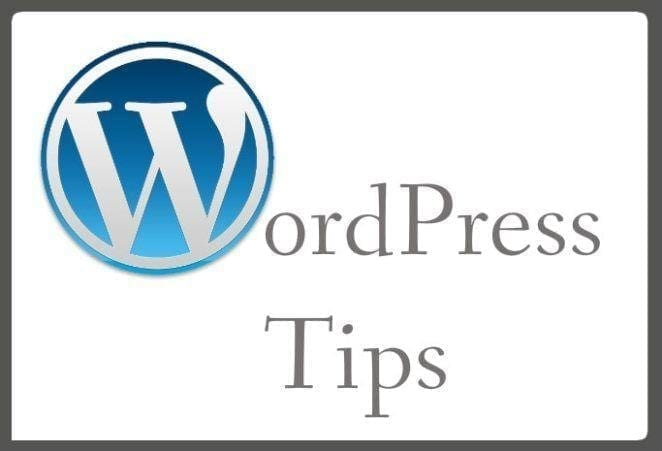 Search Engine Optimization and Security tips for Wordpress Users 1