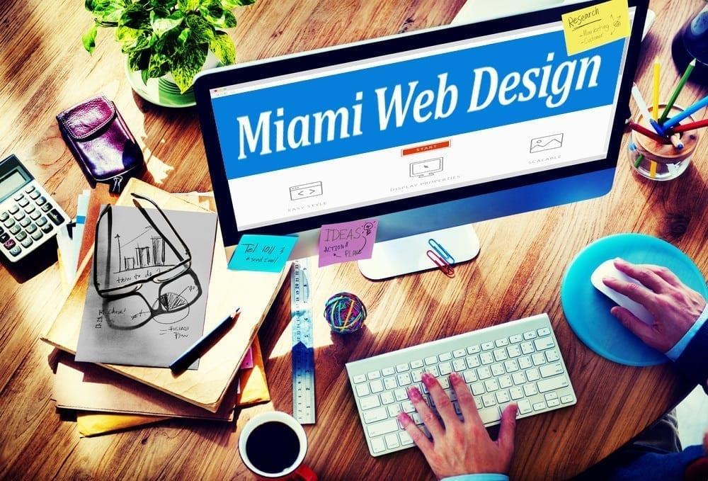 miami web design services and seo