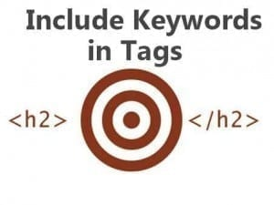 Include Keywords in Tags
