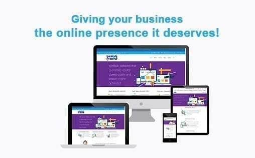 Responsive website WebDesignPlusSEO.com