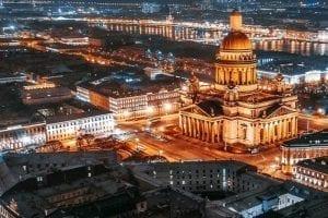 Seo St. Petersburg