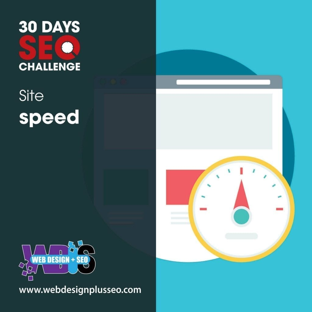 Day 22: Site speed 1