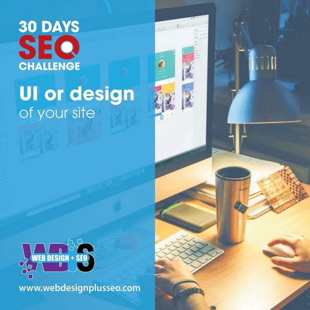 Day 24: Design of your website 1