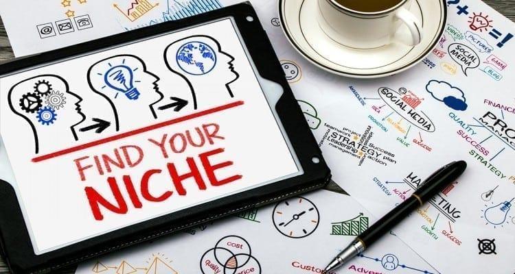 choosing right niche