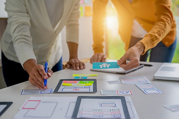 creating a web design