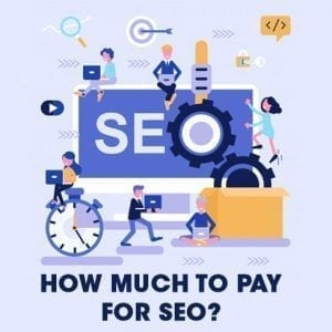 how much to pay for seo